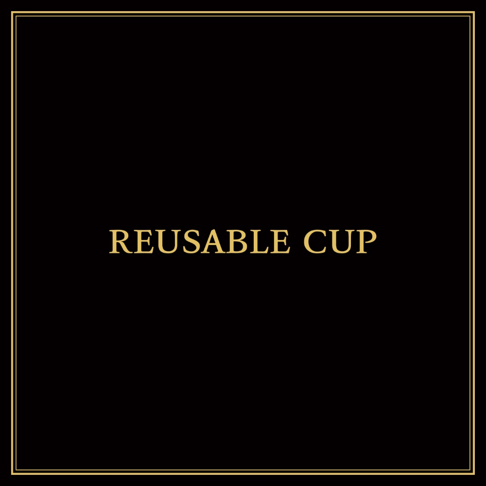 REUSABLE CUP